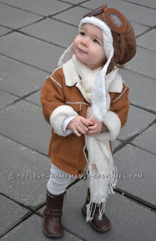 Cutest Amelia Clairehart Toddler Costume - 1