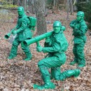 Coolest Toy Soldier Army of Three