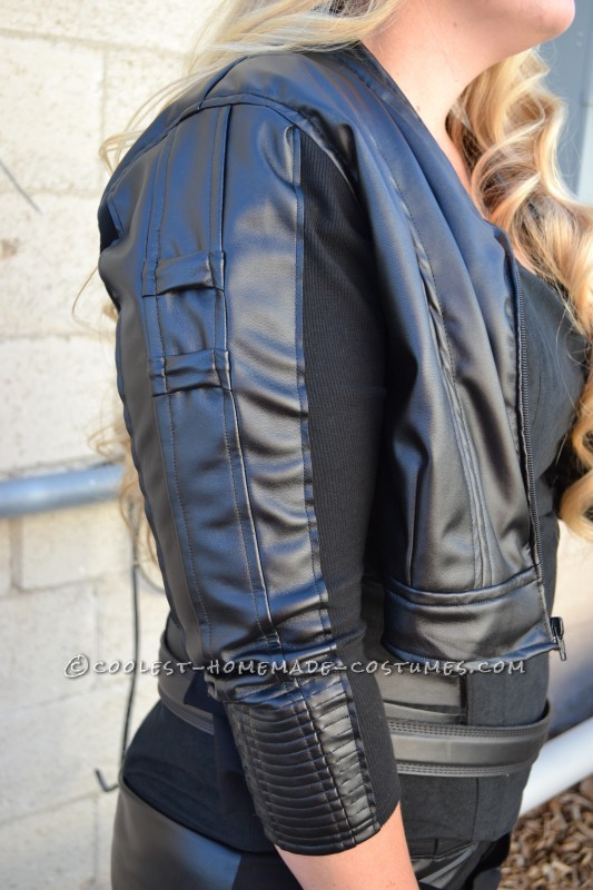 Coolest Homemade Arrow's Sarah Lance Costume as Black Canary - 3