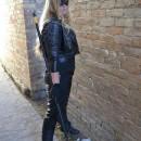 Coolest Homemade Arrow's Sarah Lance Costume as Black Canary