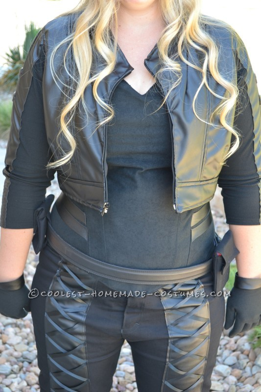 Coolest Homemade Arrow's Sarah Lance Costume as Black Canary - 7