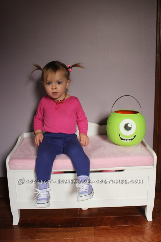 Awesome Boo Toddler Costume - 3