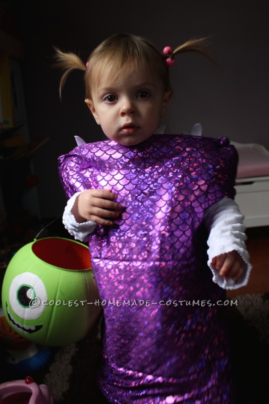 Awesome Boo Toddler Costume - 1