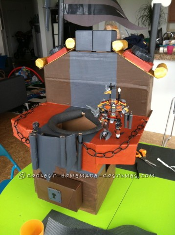 Awesome Lego Metalbeard Costume