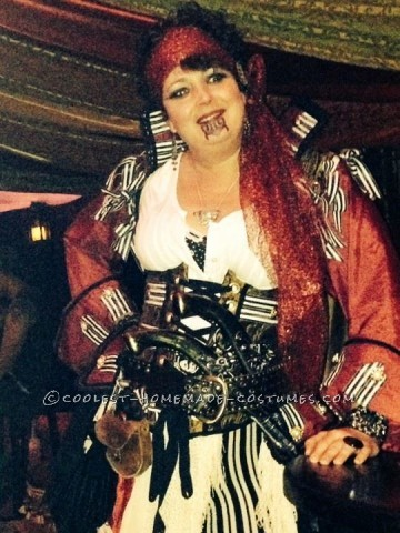Awesome and Original Maori Pirates Couple Costume