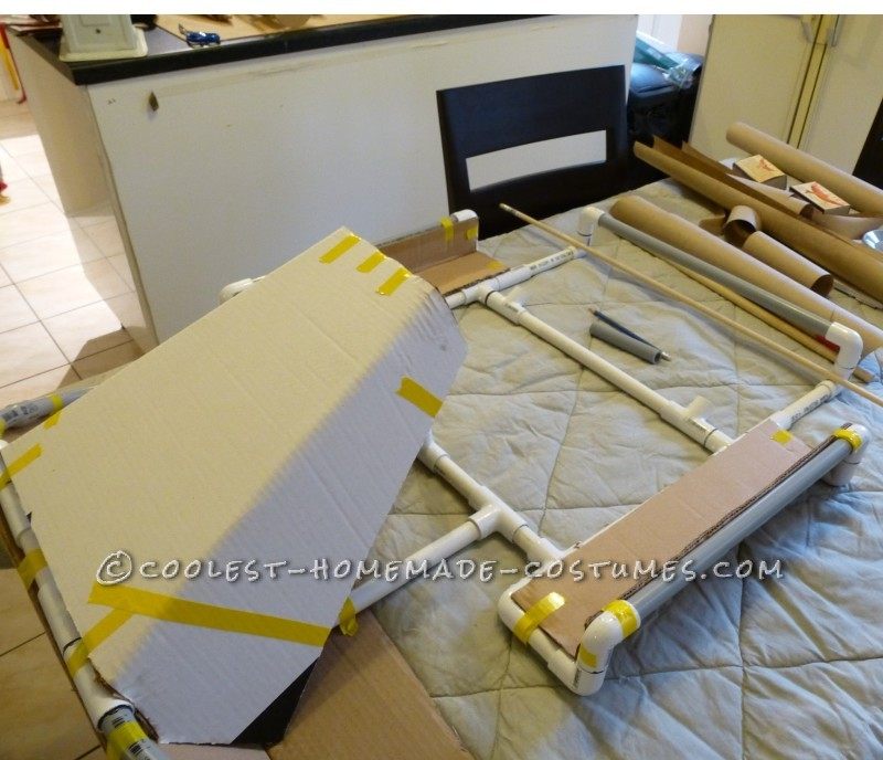 Forming the panels