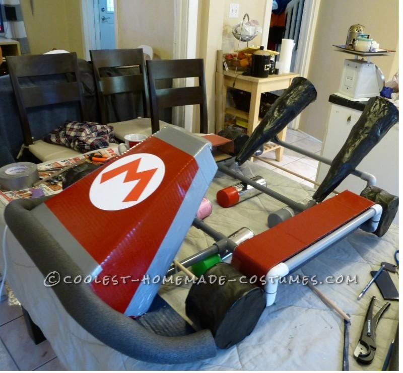 Awesome Mario Kart Group Costume