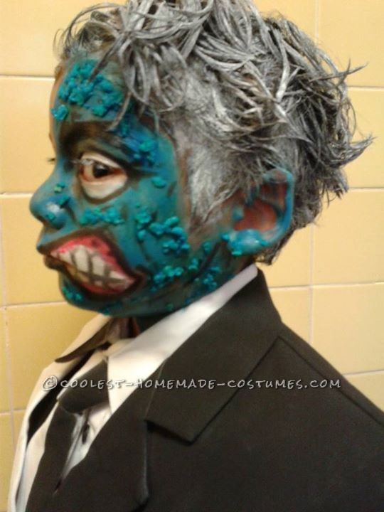 Awesome Two-Face (Batman Villain) Costume