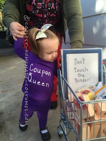 Baby Coupon Queen Costume