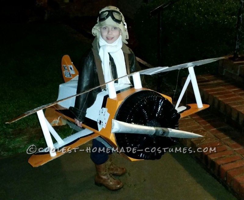 Barnstorming for Candy