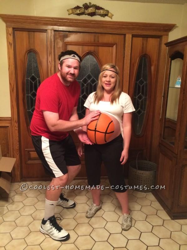 pregnant basketball holland sexy