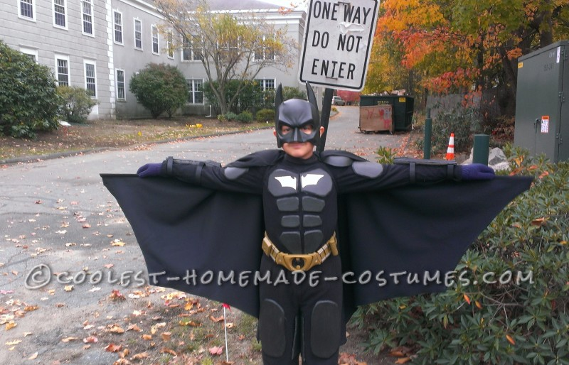 Coolest Batman Halloween Costume - 1