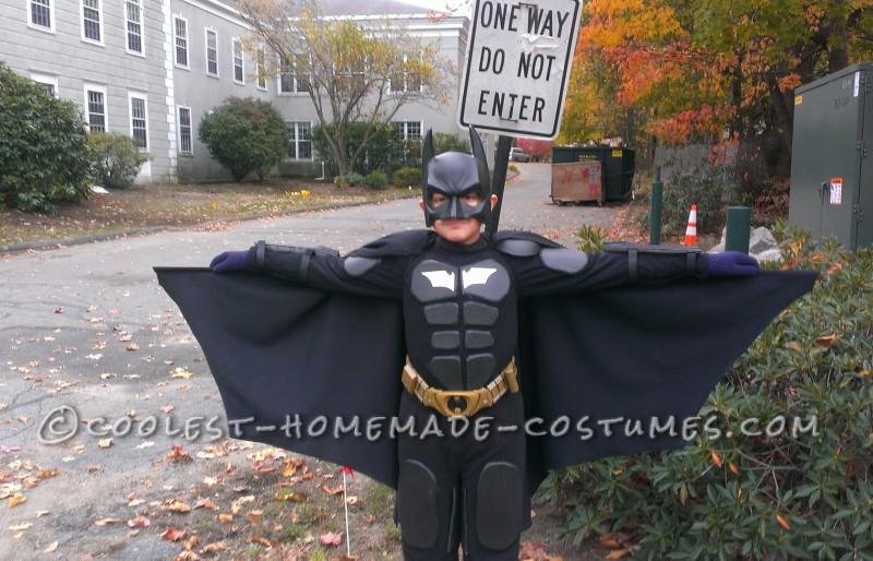 Coolest Batman Halloween Costume