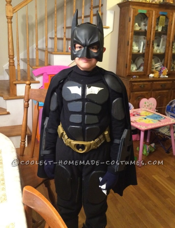 Coolest Batman Halloween Costume - 2