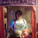 Beckie's Cool Claw Machine Costume