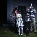 Fun Beetlejuice Family Costume