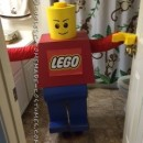 Best Costume for a Lego Master Builder