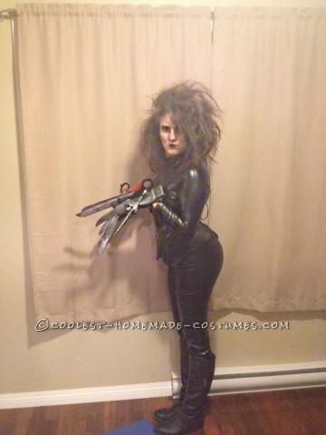 Coolest Ever Edward Scissorhands Costume