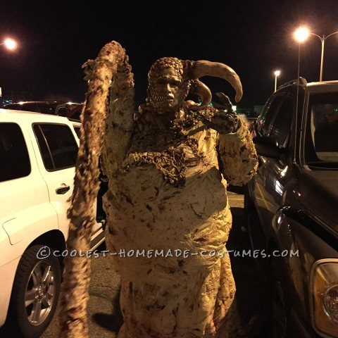 Best Grant Grant Costume - from the Slither Movie