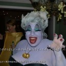 Best Homemade Ursula Costume Ever!