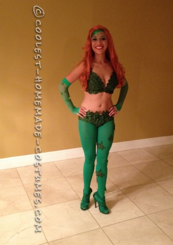 Beware of This Sexy Poison Ivy