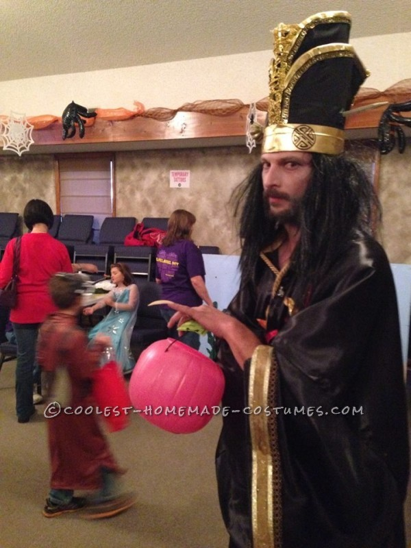 Coolest Homemade Big Trouble in Little China Couple Costume