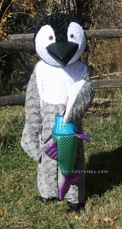 Penguin and Toucan Costumes: Birds of a Feather in all Kinds of Weather