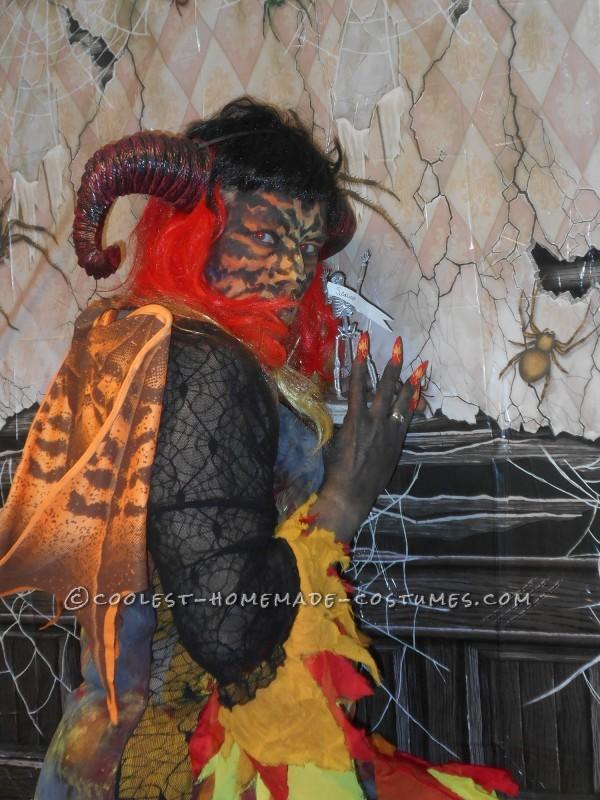 Brimstone Hellfire Demon Costume