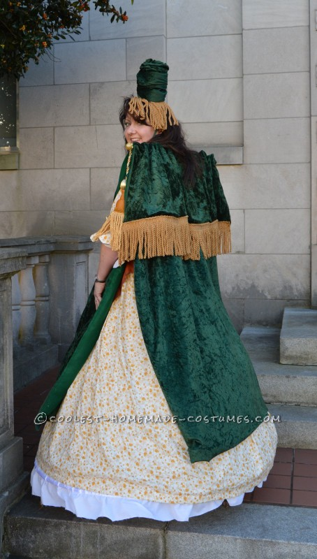 Beautifully-Made Carol Burnett's Curtain Dress Costume