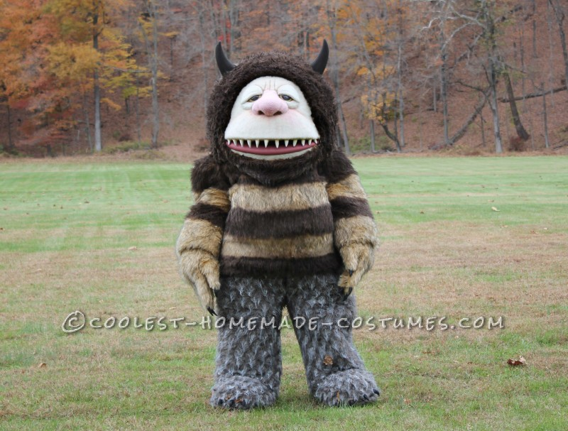 "Cool Carol from  ""Where the Wild Things Are"" Costume"