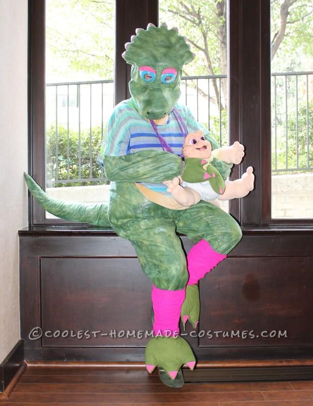 Coolest Charlene Sinclar Costume from TV's Dinosaurs