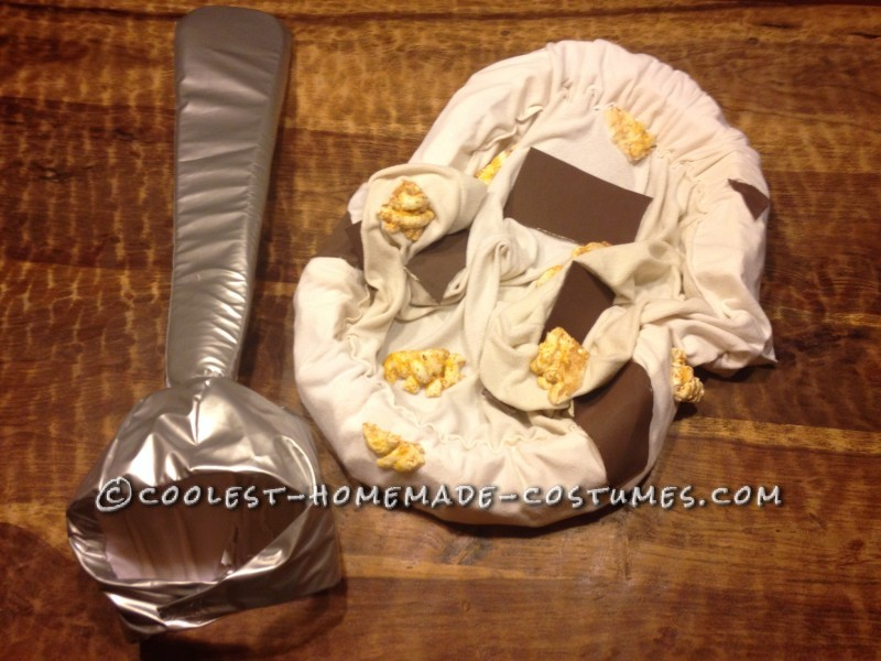 Coolest Homemade Chunky Monkey Costume