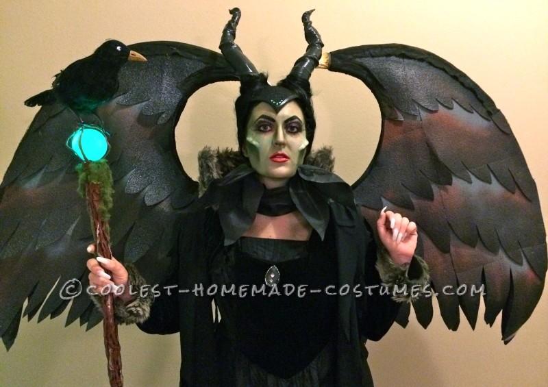 Coolest Cartoon Movie Mix Maleficent Costume