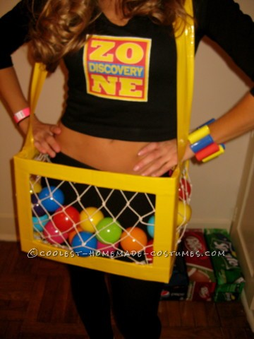 Coolest Discovery Zone Singles Costume