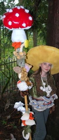 Coolest Mushroom Costume