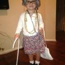 Coolest Lil Granny Toddler Costume