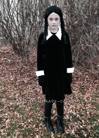 Coolest Wednesday Addams Costume