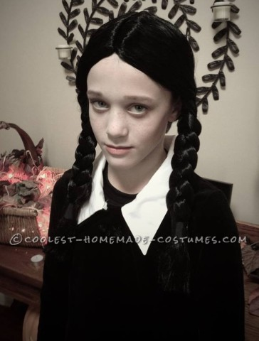 Coolest Wednesday Addams Costume