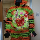 Crafty Pinata with Sweet Guts Costume