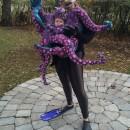 Crazy Baby Octopus Costume
