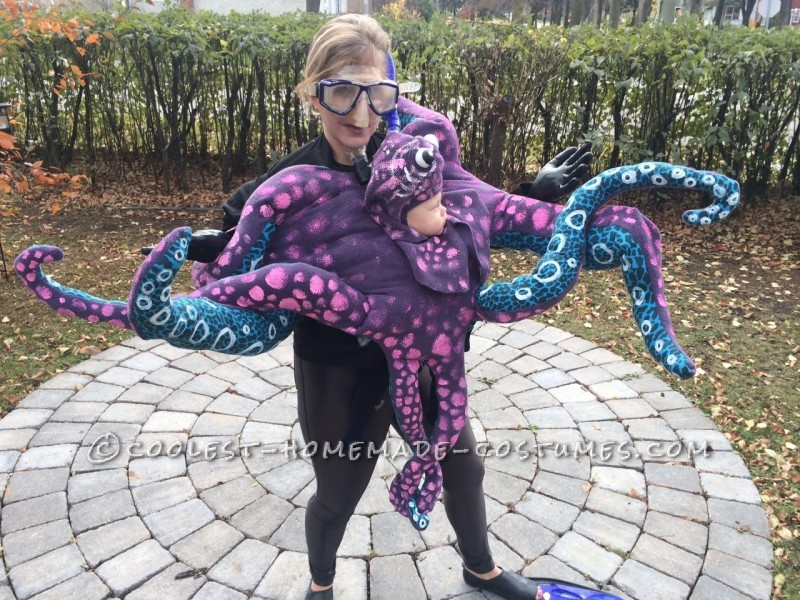 Finished Octopus