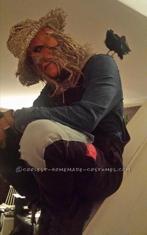 Creepy Scarecrow Joe Costume