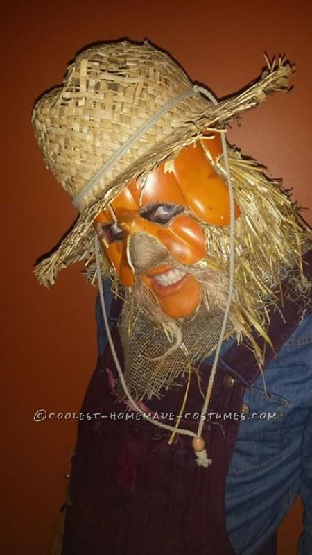 Creepy Scarecrow Joe Costume - 2