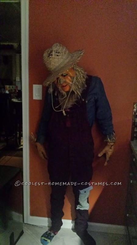 Creepy Scarecrow Joe Costume - 3