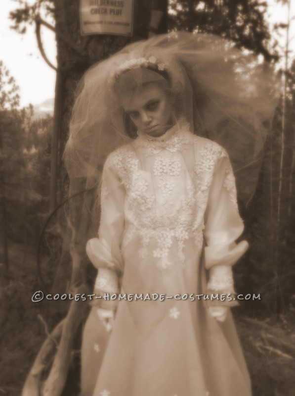 Creepy Victorian Ghost Costumes