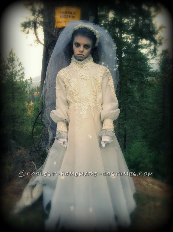 Creepy Victorian Ghost Costumes - 9