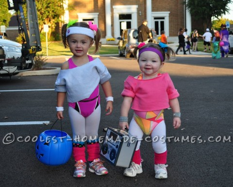 Coolest Homemade 80s Costumes