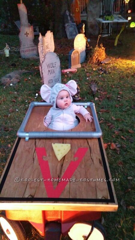 Graveyard Mouse