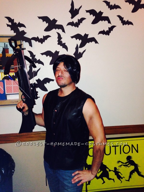 Daryl Dixon Walking Dead Costume