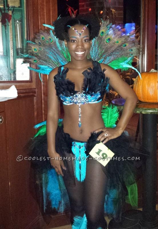 Costume Contestant